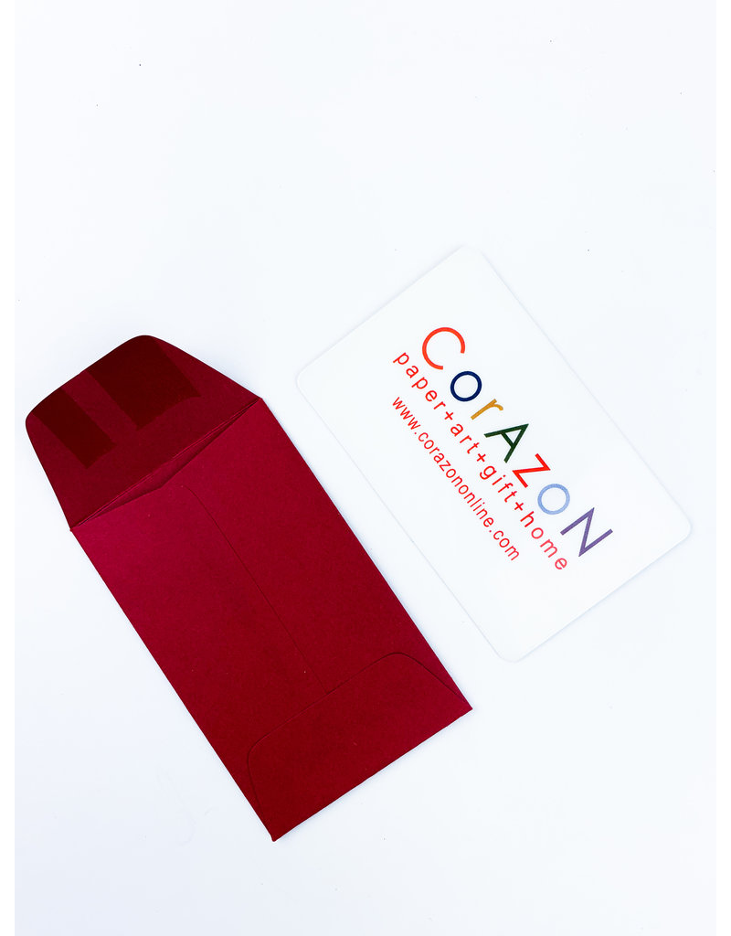Corazon Inc Gift Card $25