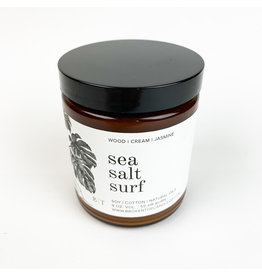 Broken Top Candle Co Sea Salt Surf Soy Candle OL
