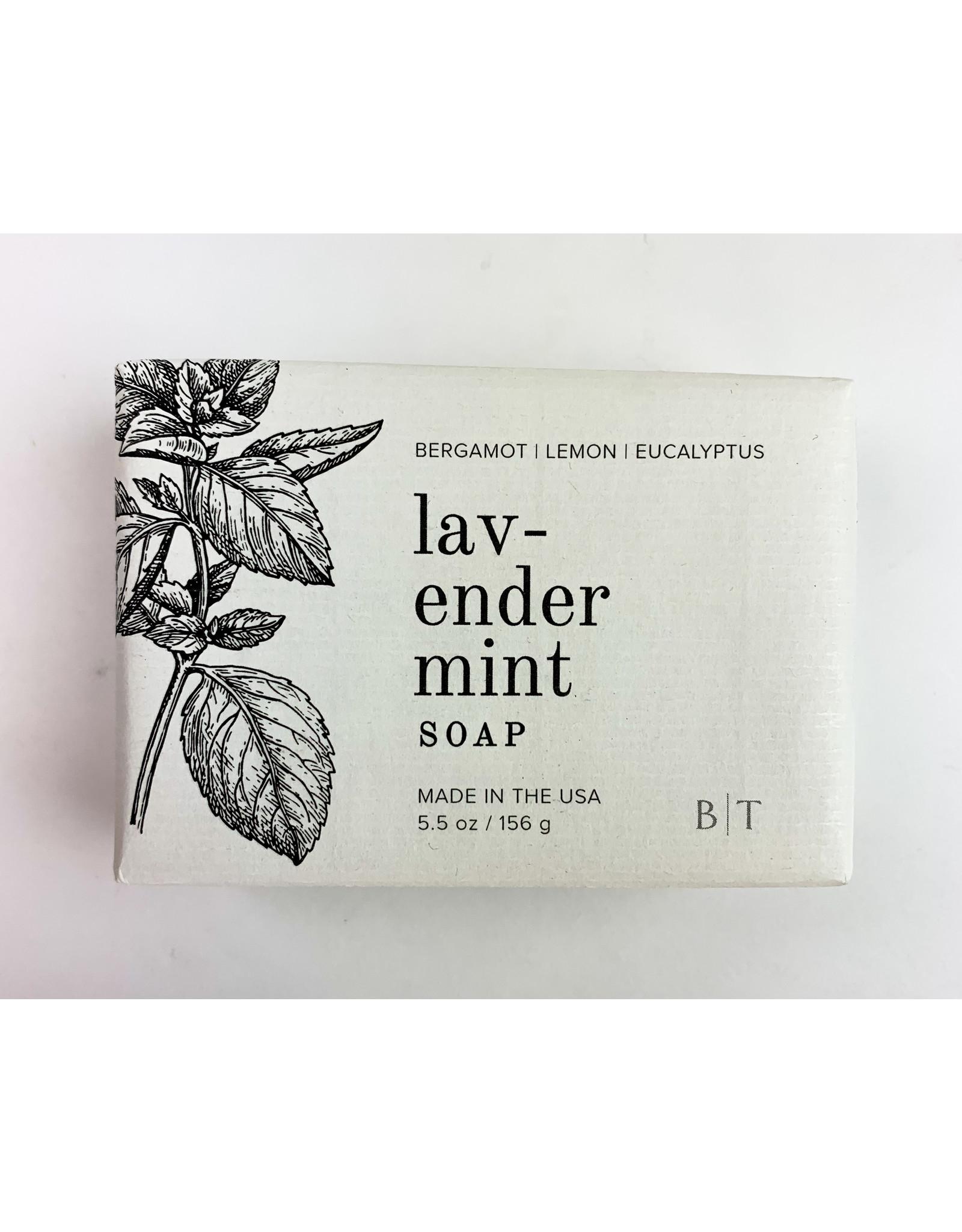 Broken Top Candle Co Lavendar Mint Bar Soap OL
