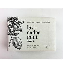 Broken Top Candle Co Lavendar Mint Bar Soap OL