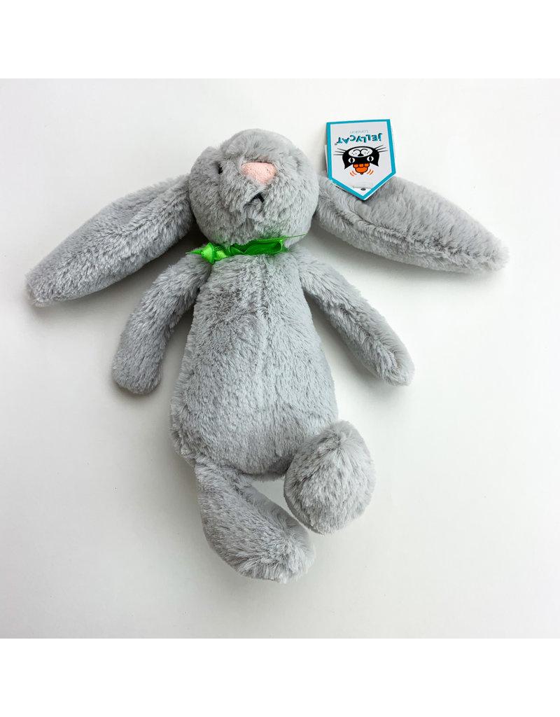 jelly cat Bashful Gray Bunny - Small