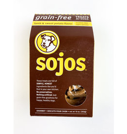 Sojos Lamb Sweet Potato Treat