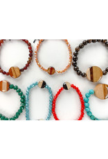 Melinda Wolff-consignment Beaded Bracelet B1-L consignment