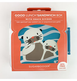 Ore Originals Good Lunch Sandwich Box Baby Otter