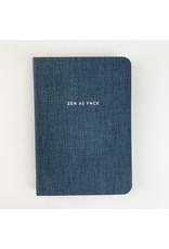 Peter Pauper Press Zen as f*ck journal