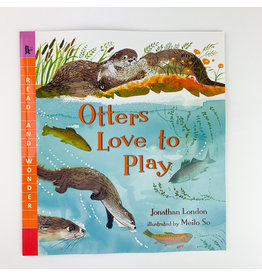 Penguin Group Otters Love to Play