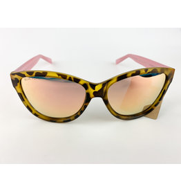 Blue Planet Sunglasses Jordyn Matte Tortoise