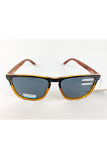 Blue Planet Sunglasses Cail Onyx Brown