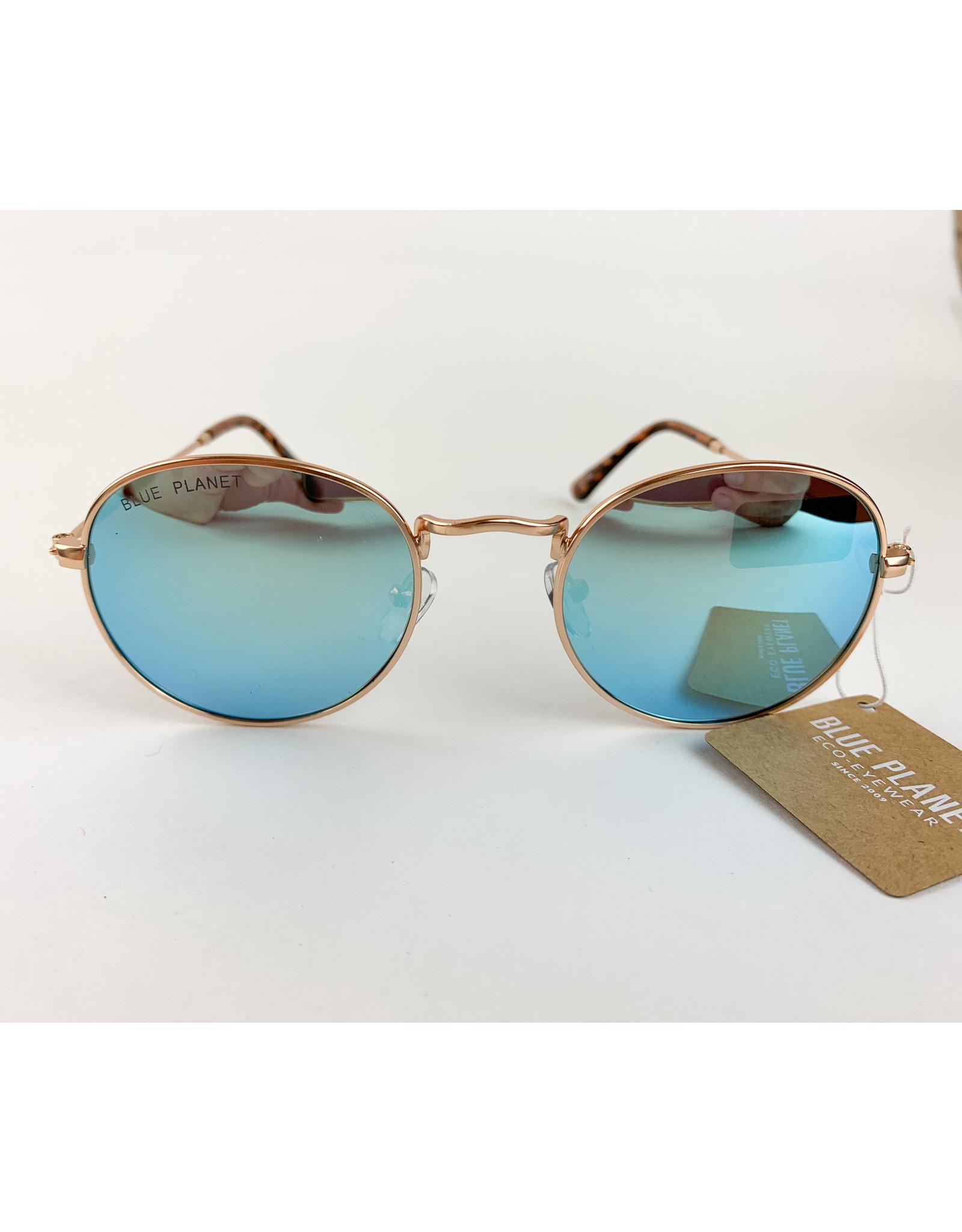 Blue Planet Sunglasses Ash Eco Process