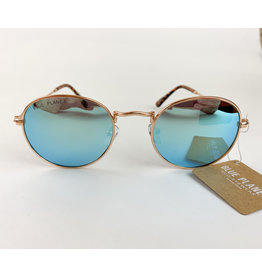 Blue Planet Sunglasses Ash Eco Process