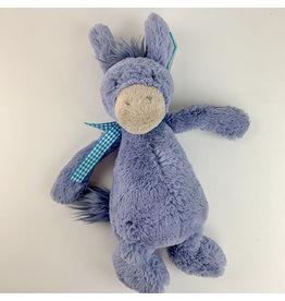 jelly cat Bashful Donkey - Medium