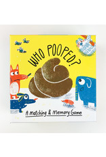 Chronicle Books Who Pooped