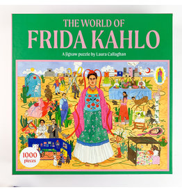 Chronicle Books World of Frida Kahlo (1000)