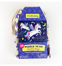 Chronicle Books Puz to Go Unicorn