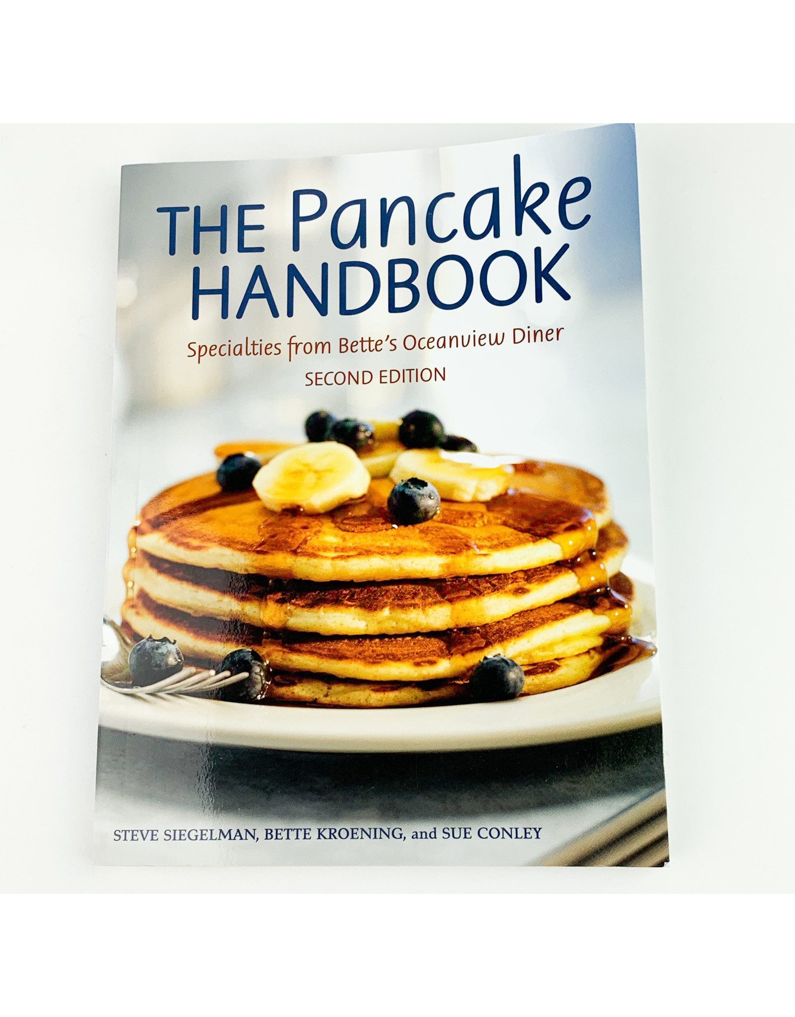 Random House The Pancake Handbook
