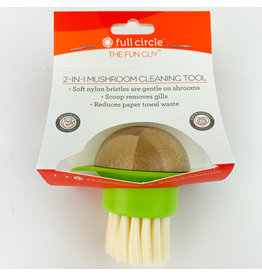 Full circle Funguy Mushroom Cleaner - Green