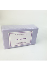K. Hall Lavender bar soap