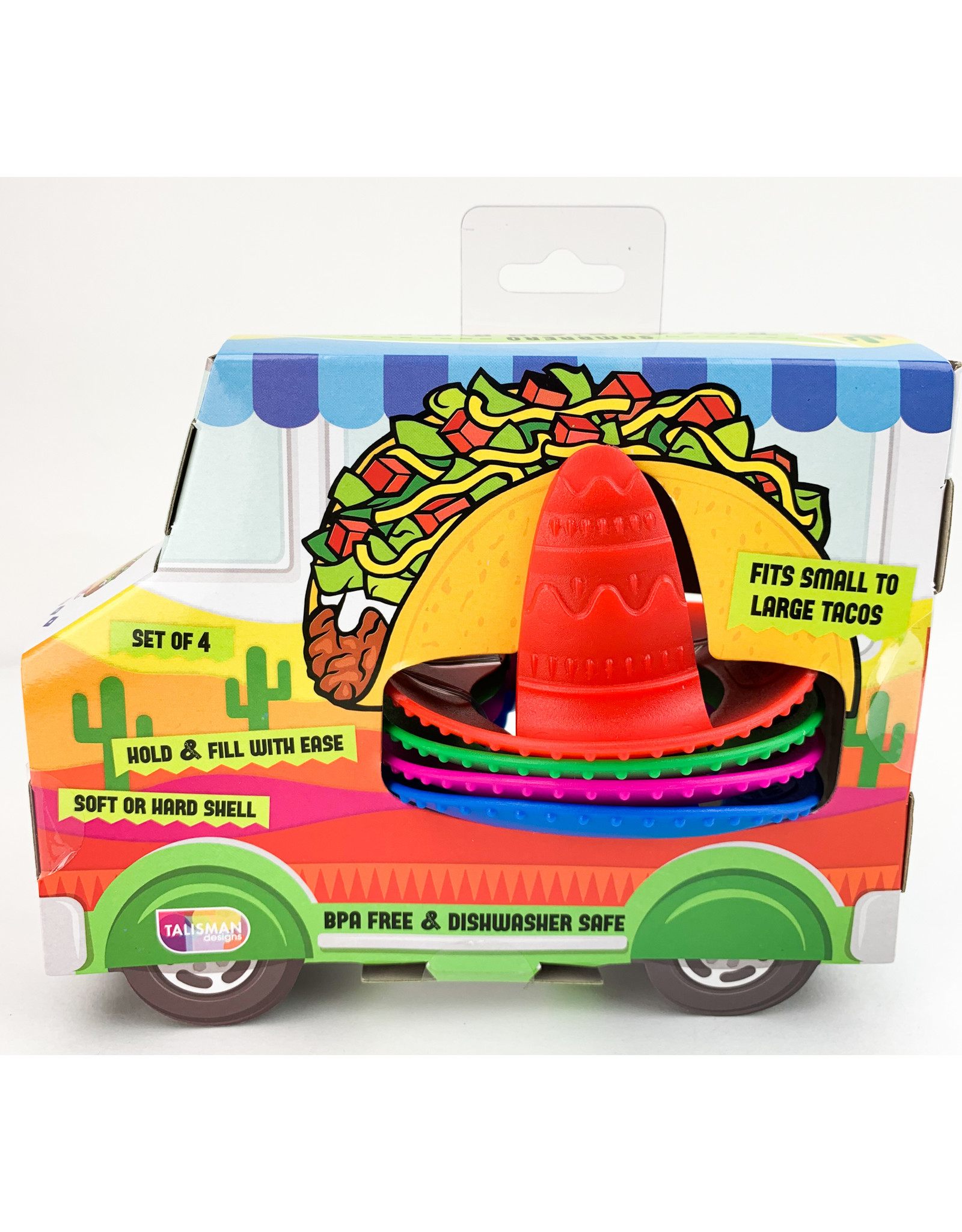 Talisman Sombrero Taco holder