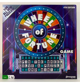 Continuum Games Wheel of Fortune Game