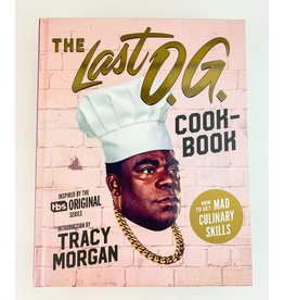 Houghton Mifflin The Last O.G. Cookbook