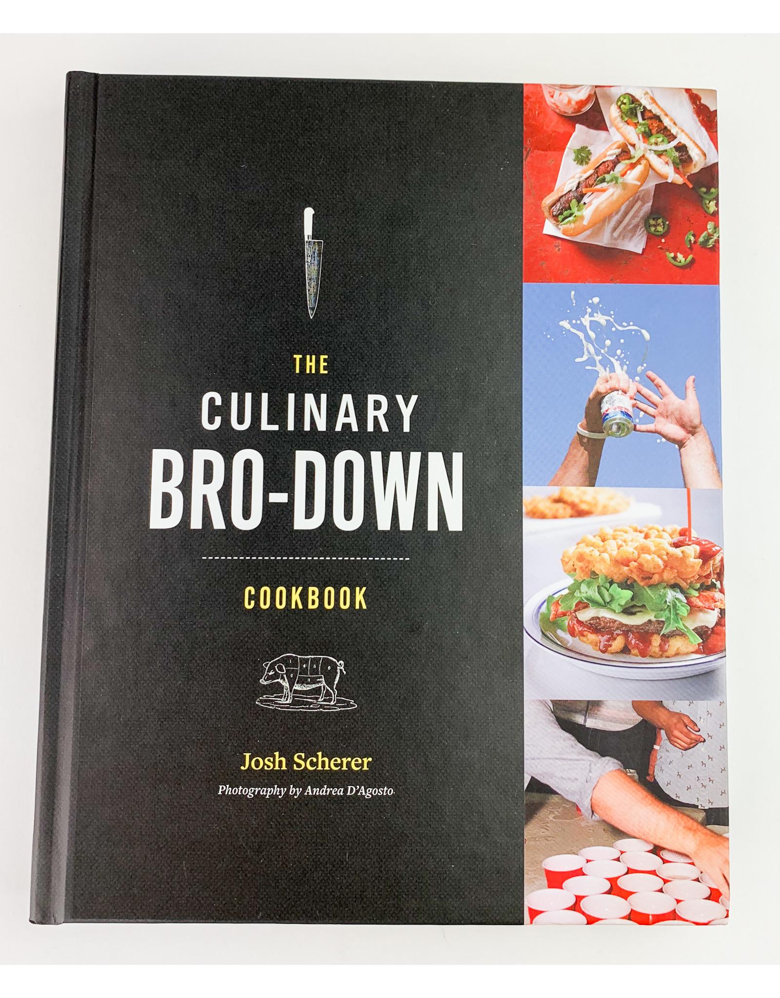 Hachette The Culinary Bro-Down