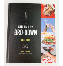 Hachette The Culinary Bro-Down