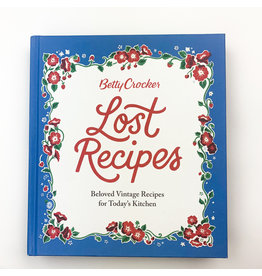 Houghton Mifflin Betty Crocker Lost Recipes