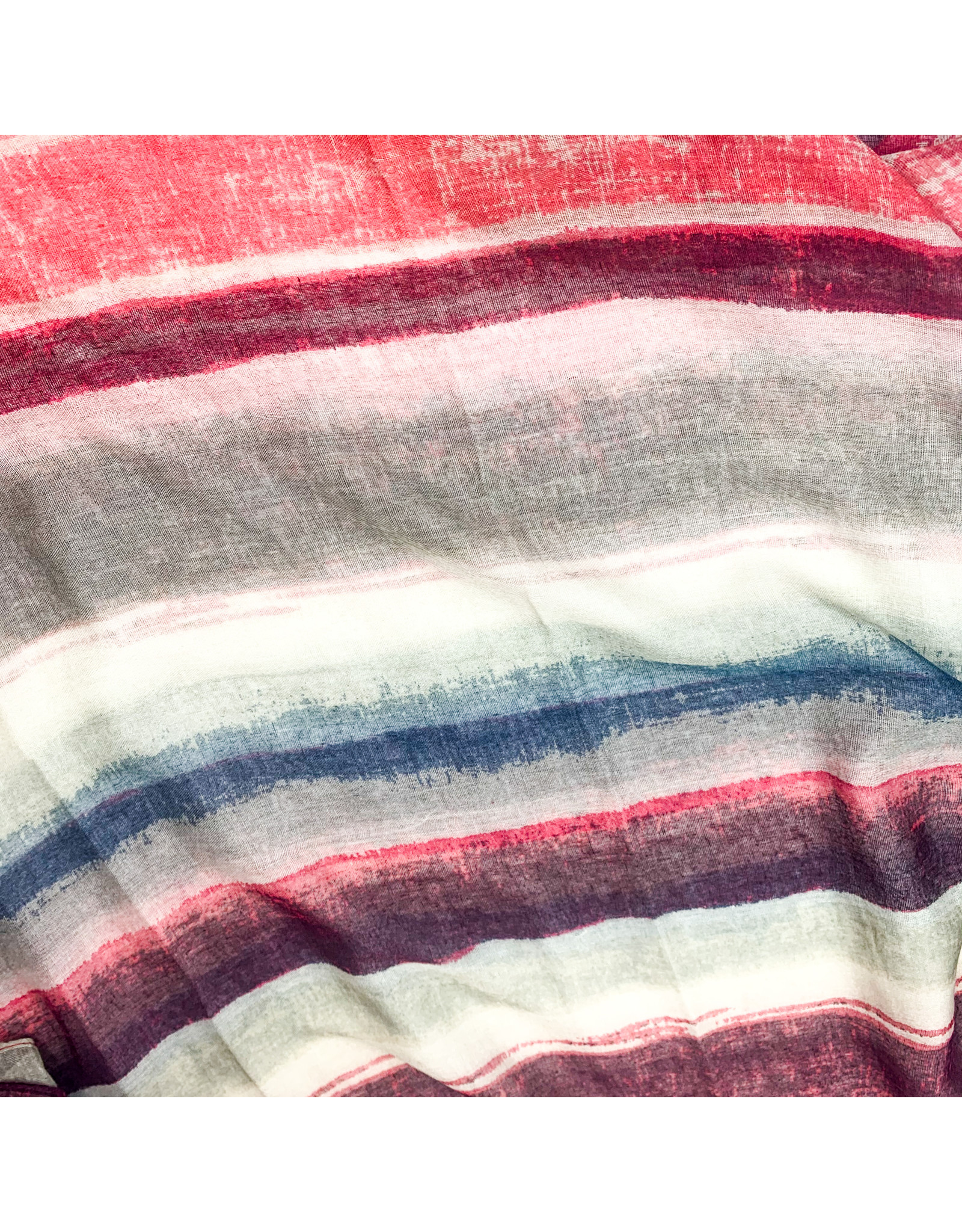 Joy Accessories Brick Stripe scarf