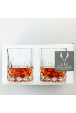 True Brands Crystal Tumbler