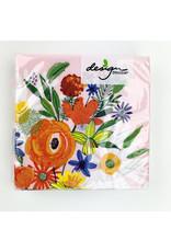 design  design Daisies & Daffodils-napkins