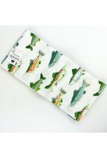 Now Designs Gone Fishin Tea Towel