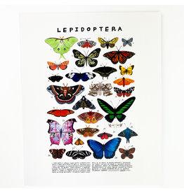 Kelzuki/Consignment Mini Print Consignment - Lepidoptera