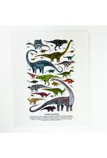 Kelzuki/Consignment Mini Print Consignment - Dinosauria