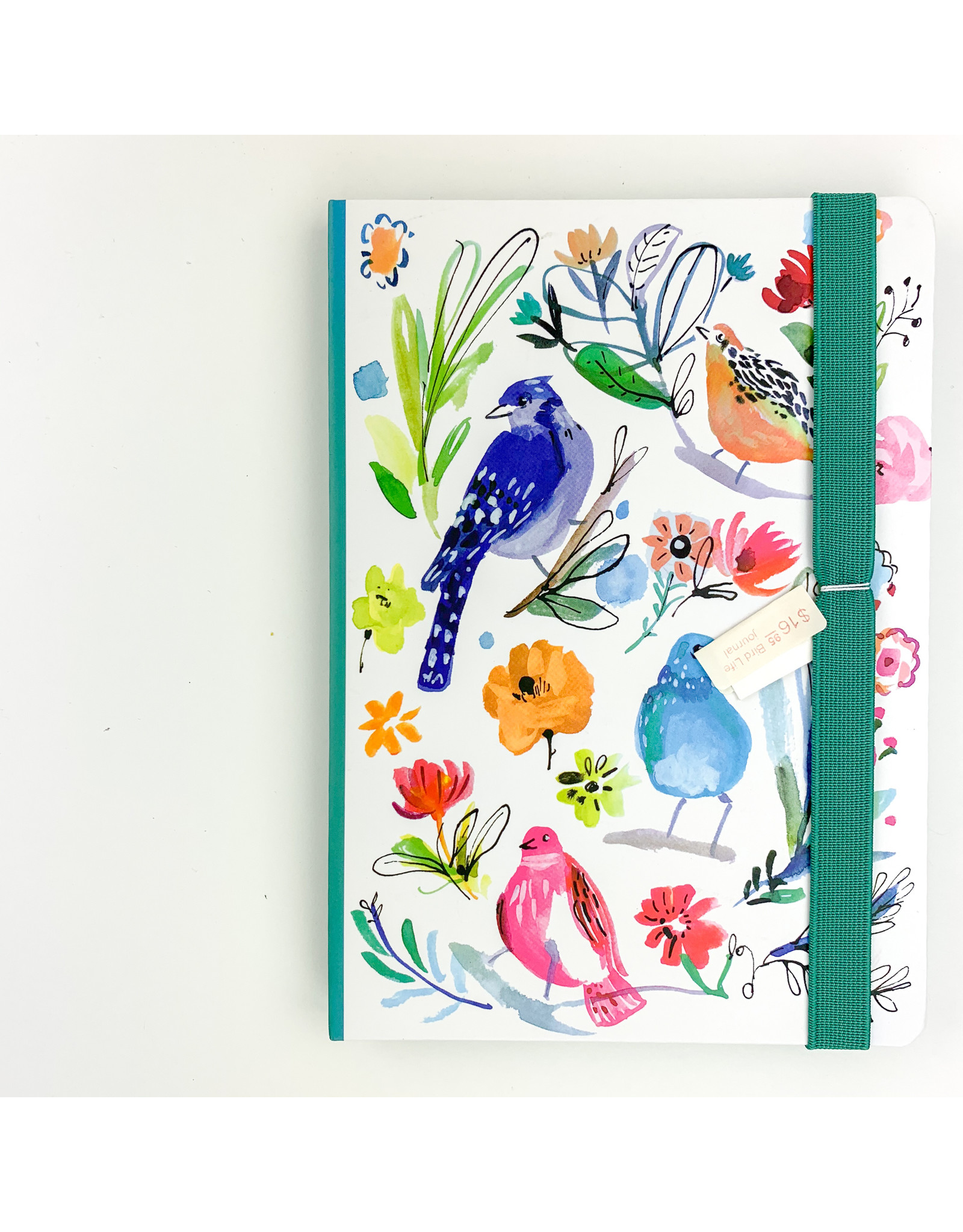 Roger La Borde Bird Life journal