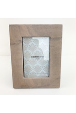 Creative Co-Op Sand Stone Photo Frame 4x6