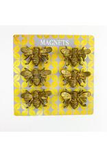 Creative Co-Op Bee Magnets