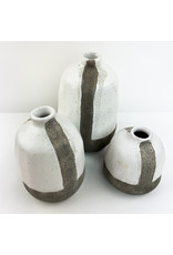 Creative Co-Op Terra Cotta Vases L