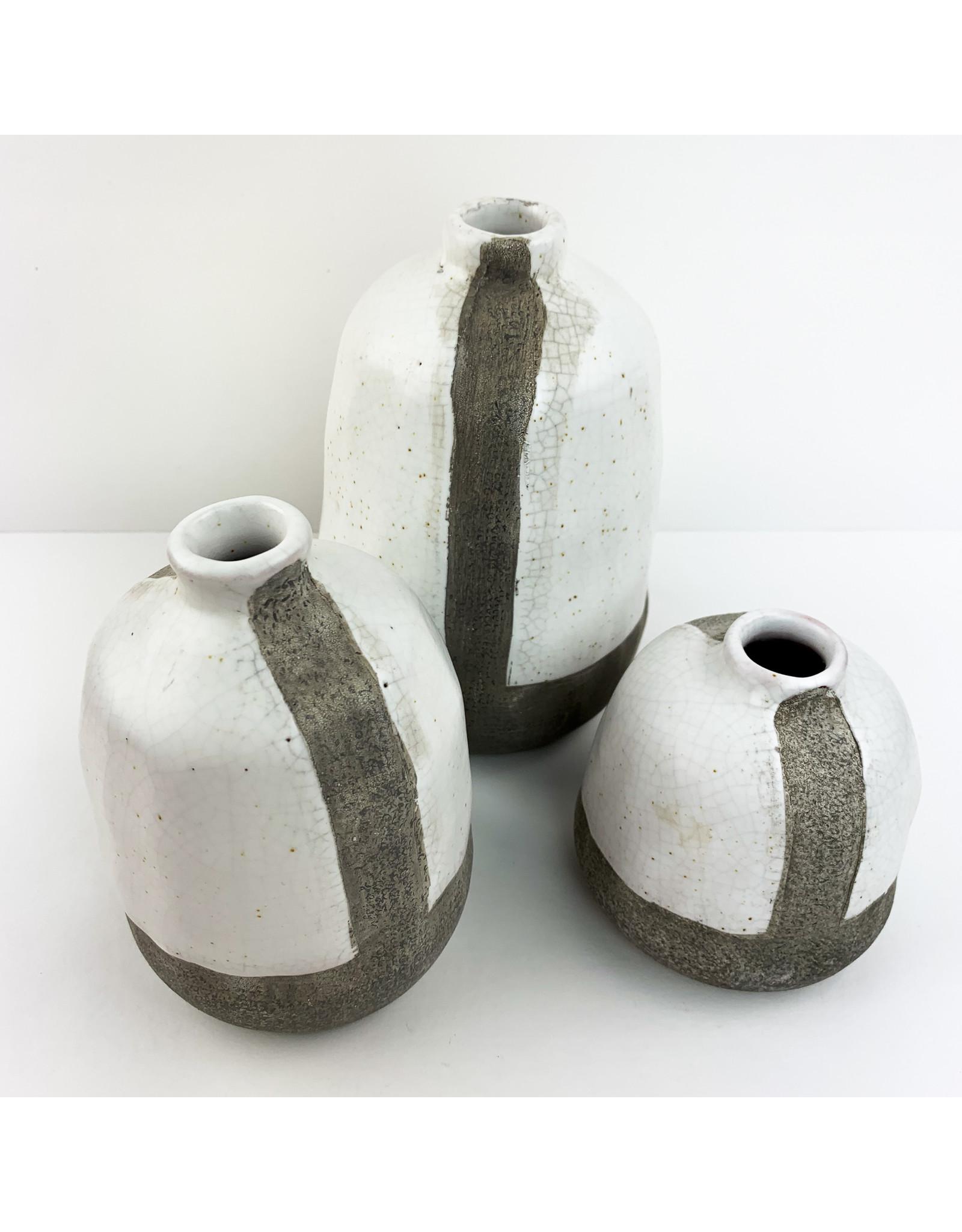 Creative Co-Op Terra Cotta Vases L