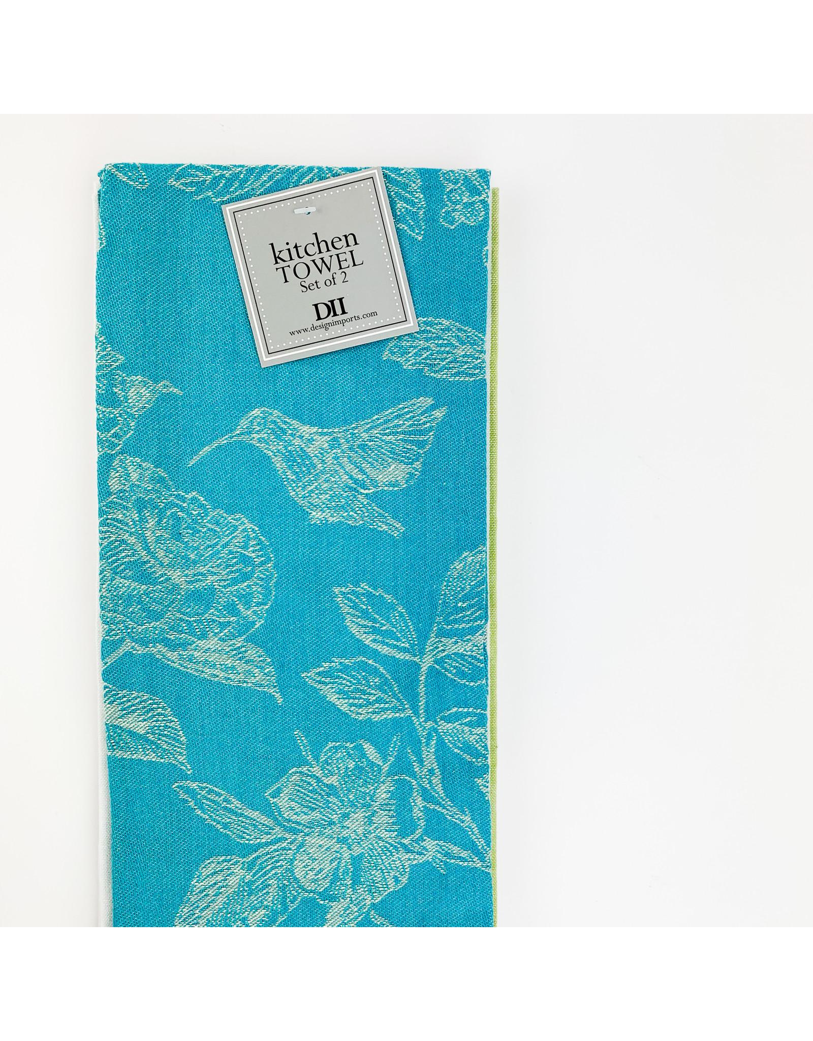Design Imports Botanical Garden dish towel
