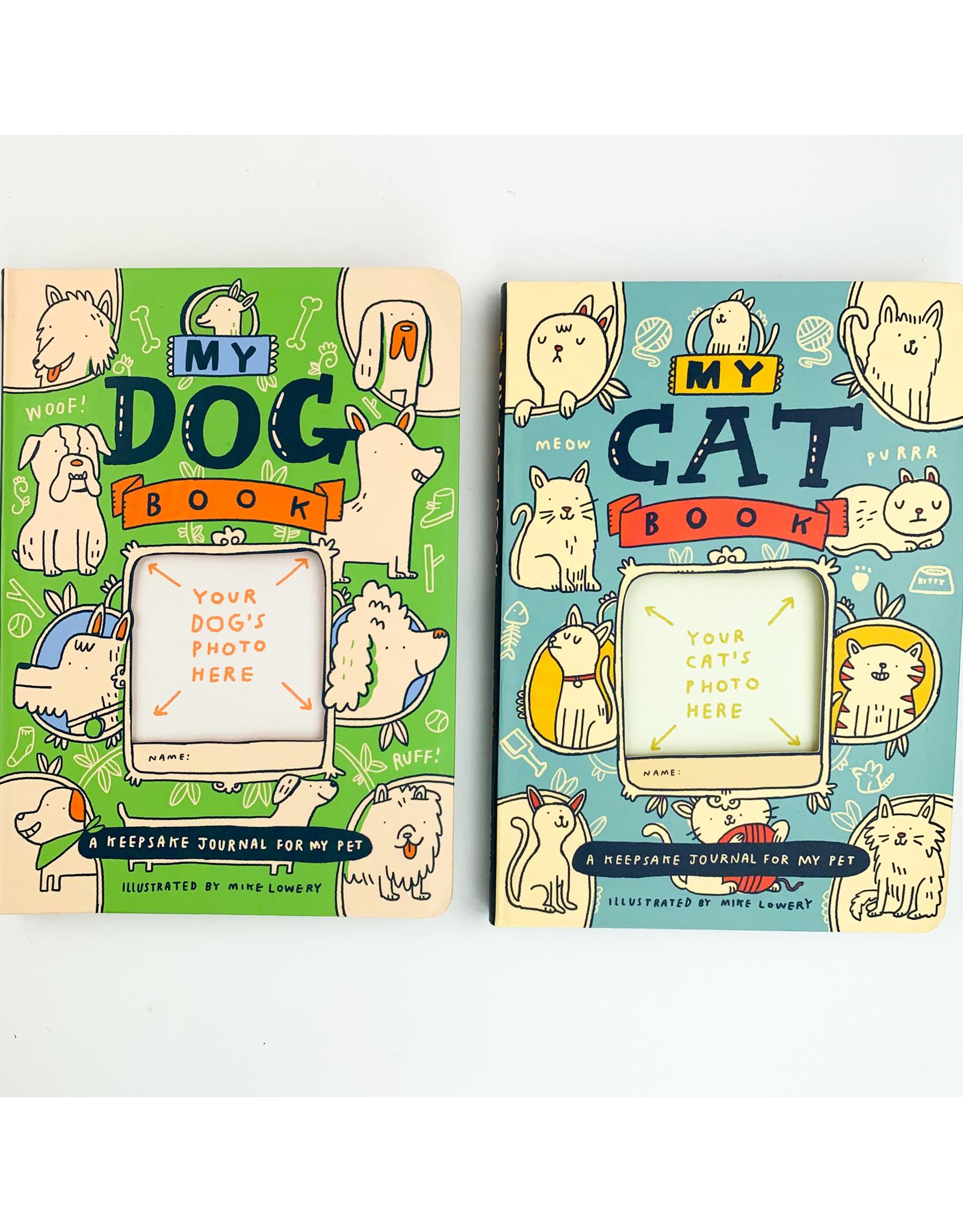 Hachette My Cat Book