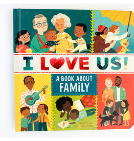Houghton Mifflin I Love Us: A Book About Family