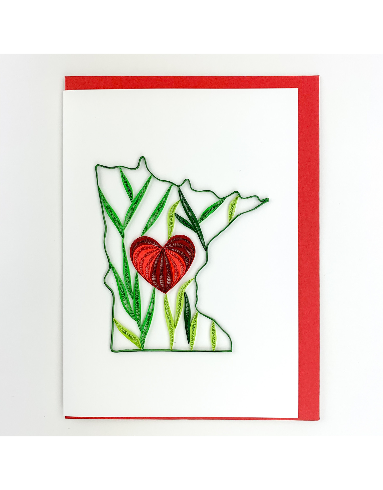 Iconic Quill Shop MN Quill Card