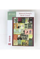 Pomegranate Edward Gorey Book covers 1000 puzzle