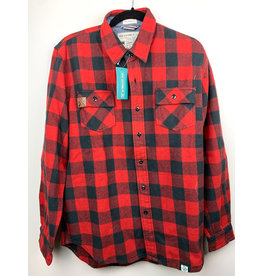 Sota Men's Flannel Button Up