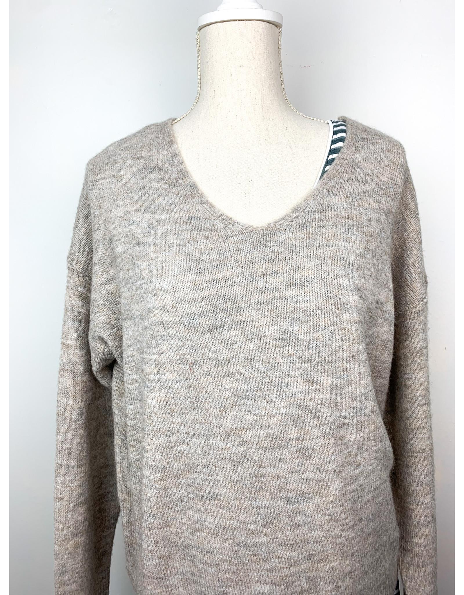 New Prospects Beige sweater