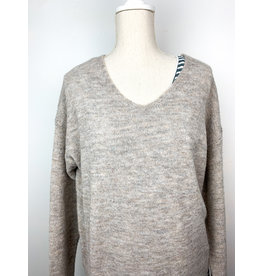 New Prospects Beige sweater