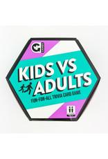 Ginger Fox Kids vs Adults