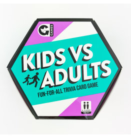 Ginger Fox Kids vs Adults