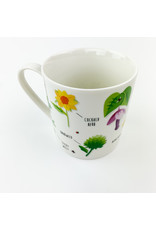 Ginger Fox Rude Plant Mug