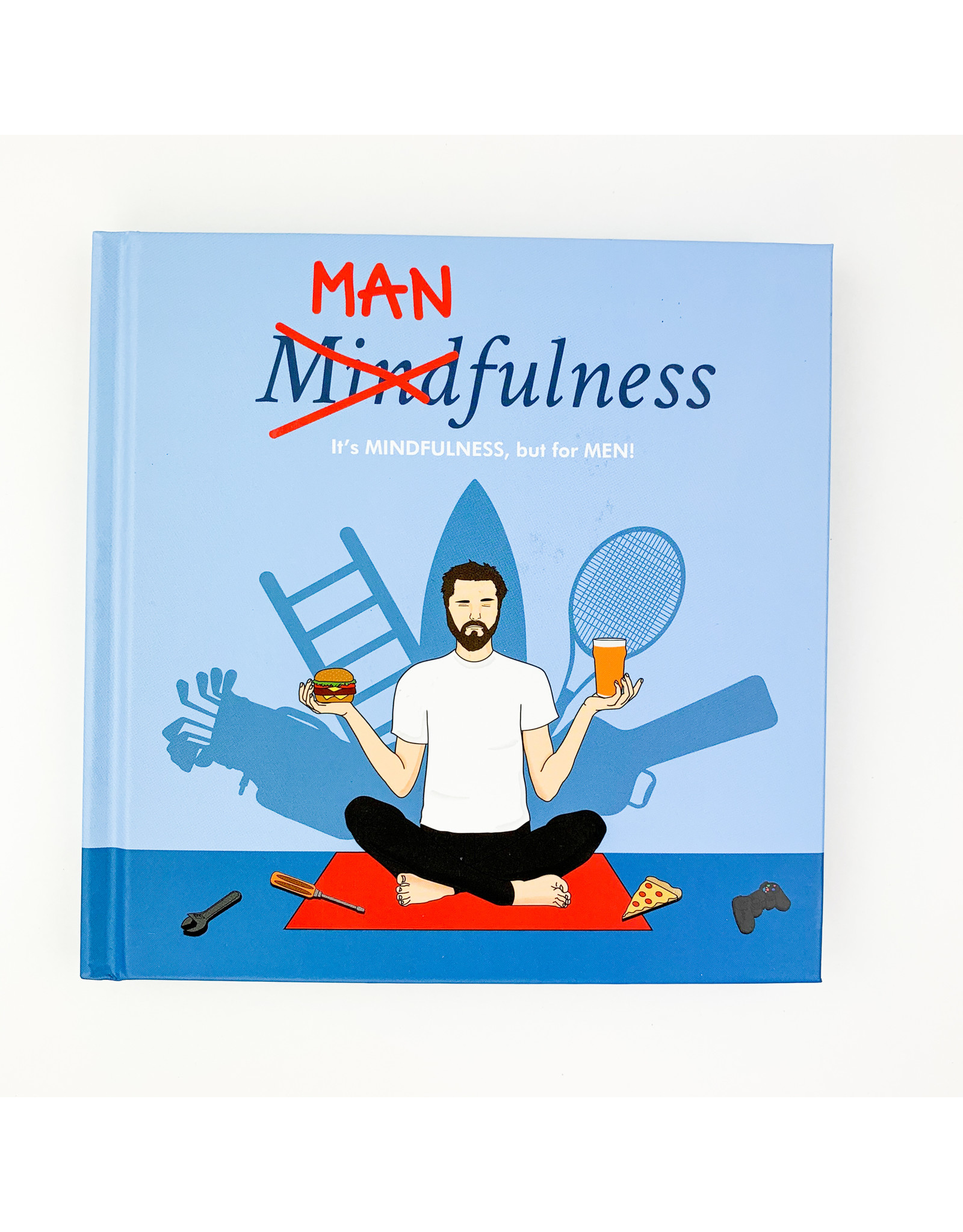 Ginger Fox Manfulness Book